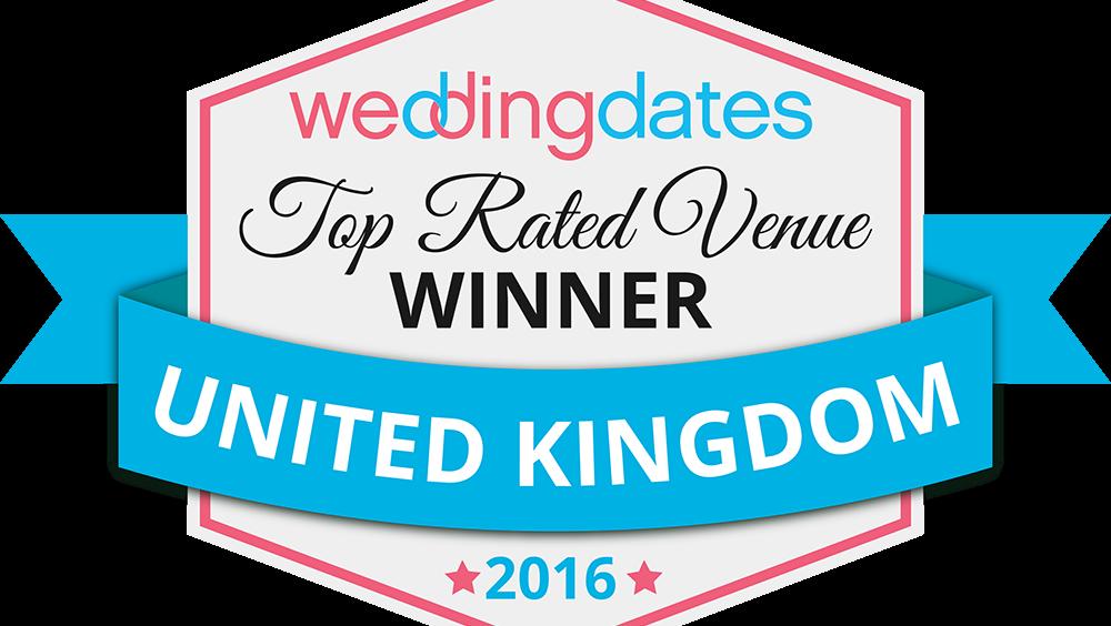 Top Rated Wedding Venues