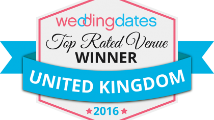 WeddingDates Awards – Top Rated Wedding Venues