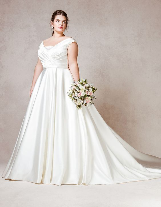 Bellami Bridal Plus Size Wedding Dresses For Beautiful Curves