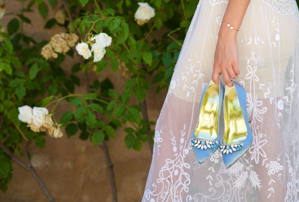 Freya Rose Chandelier Shoes