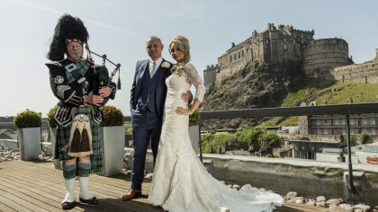 Win £1,000 OFF Your Wedding At Apex Grassmarket Hotel