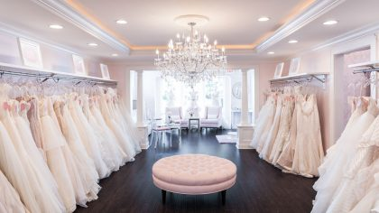 10 Crucial Rules To Remember When Wedding Dress Shopping