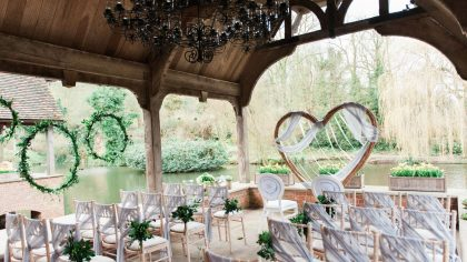 7 Stunning Wedding Venues With Prime Waterside Locations