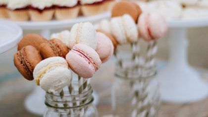 Tempting Treats: 8 Edible Wedding Favour Ideas