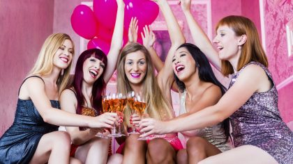 6 No-Fuss Games To Help Spice Up Your Hen Party