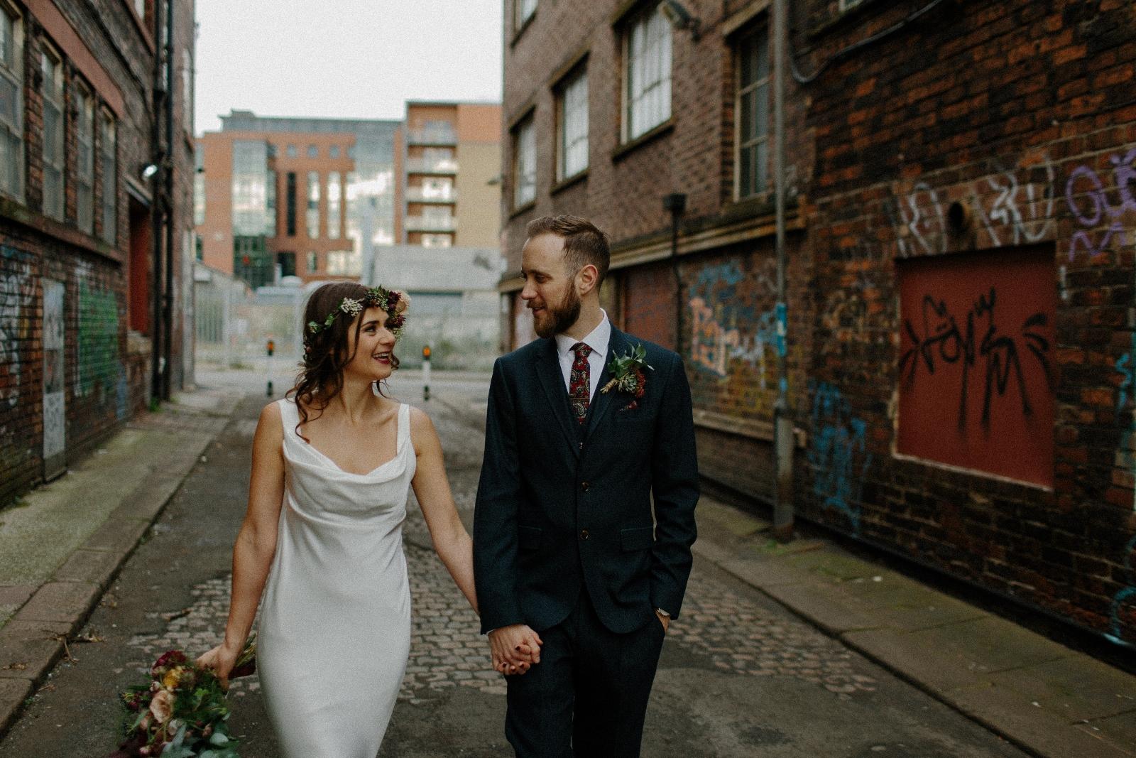 Mike & Tom Storytelling Wedding Photographers