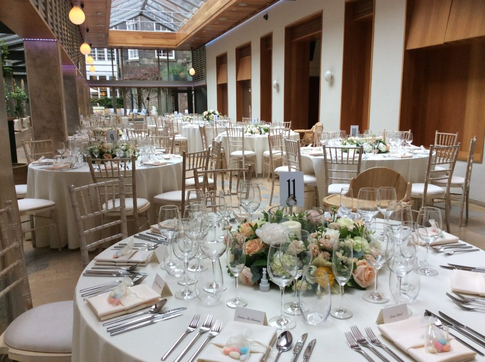 Orangery settrington wedding
