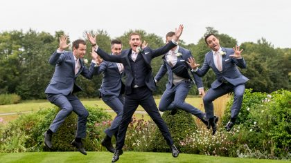 For The Lads: 6 Above Par Wedding Venues With Golf Courses
