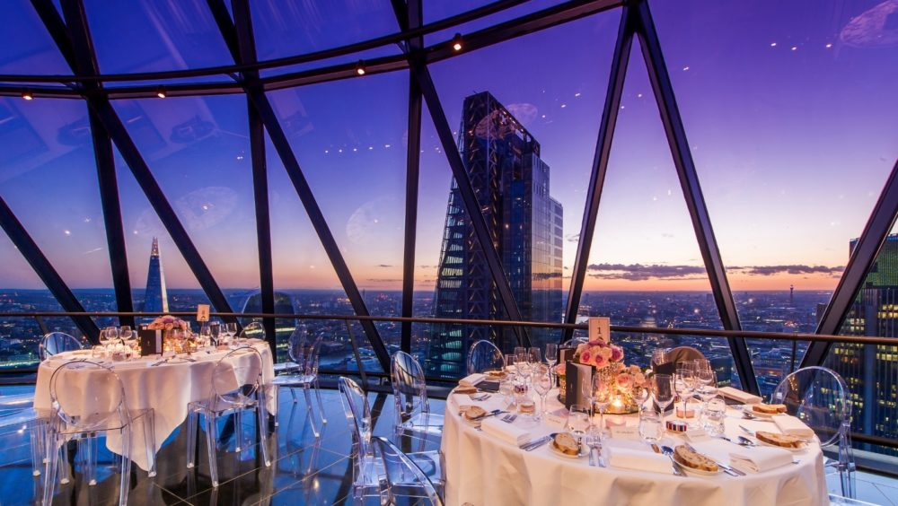 Searcys Gherkin