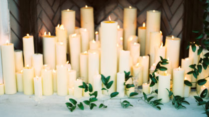 Winter Wedding Wisdom : 5 Tips For Planning A Christmas Wedding