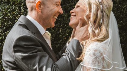 Tim + Joanne : A Grey and Ivory Wedding at The Elephant Hotel