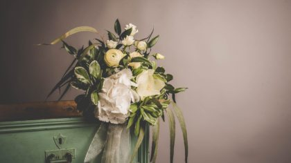 Greenery Bouquet Ideas for a Winter Wedding