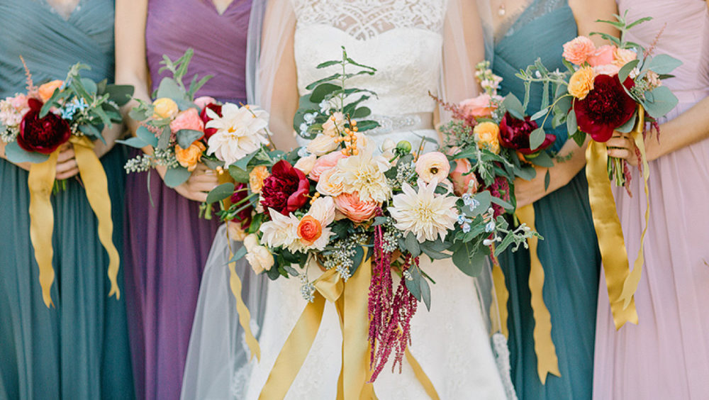 Quick Tips For Choosing Your Wedding Colours