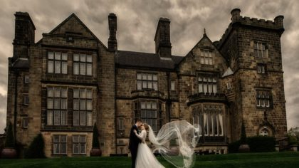 One Couple, Three Weddings: Sarah + Michael at Breadsall Priory Marriott Hotel & Country Club