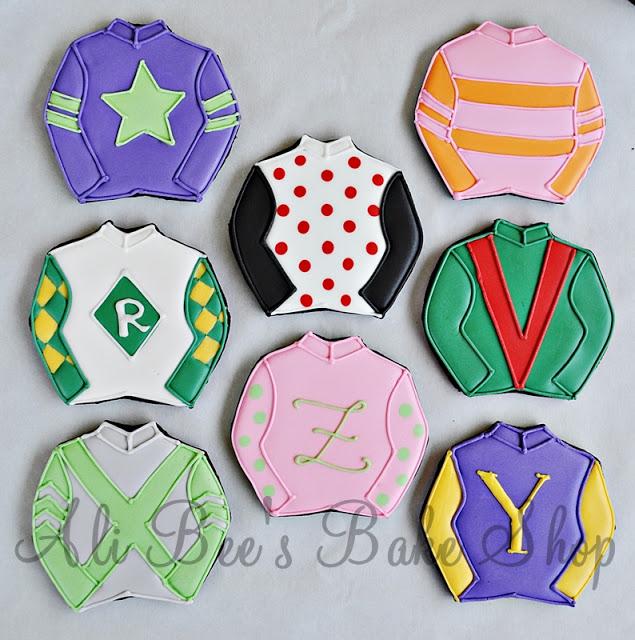 Derby Jockey Silks