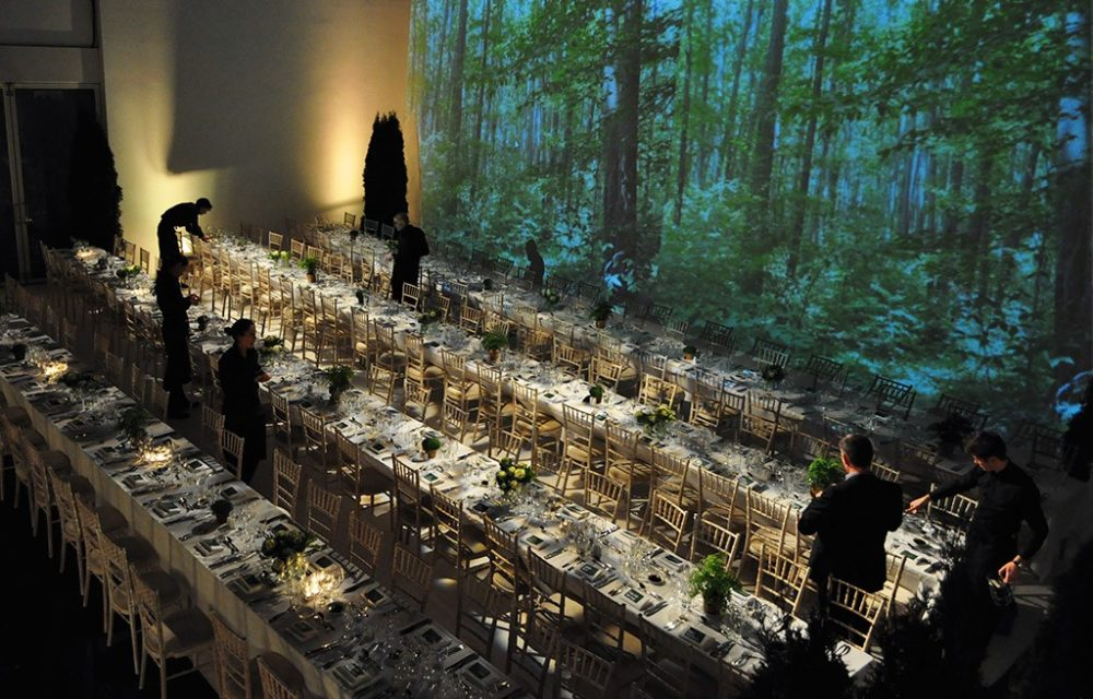 Rootes Hall_Projection_Dining