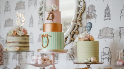 2018's Best Wedding Cake Trends So Far