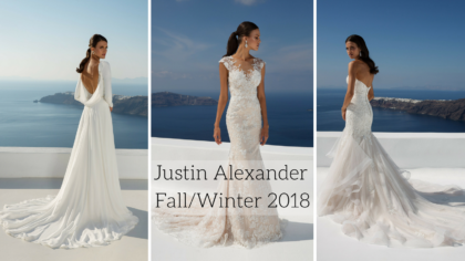 Justin Alexander: Fall/Winter 2018 Lookbook