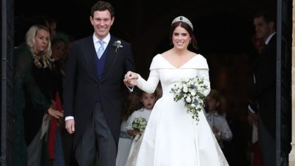 Highlights From Princess Eugenie's Royal Wedding