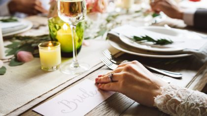 Vegan Weddings For The Autumn Season
