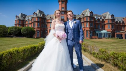 Mariëtte + Christopher at Slieve Donard