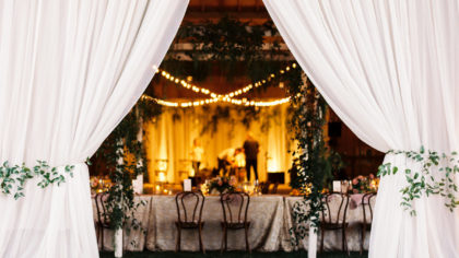 6 Details To Remember When Planning A Barn Wedding