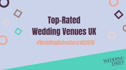 WEDDINGDATES AWARDS 2018 – TOP RATED COUNTY AWARD WINNERS