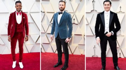 Grooms Take Note: Best Dressed Men of the 2019 Oscars