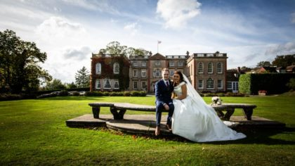The Place For Us: Sam + Luke at The Elms Hotel & Spa