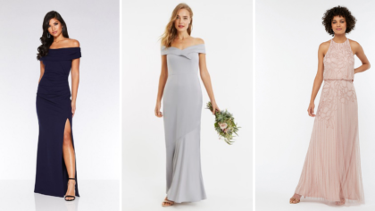 10 Bridesmaids Dresses That Won't Blow The Budget