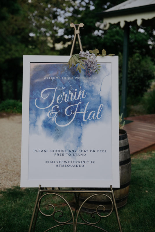 Terrin + Hal