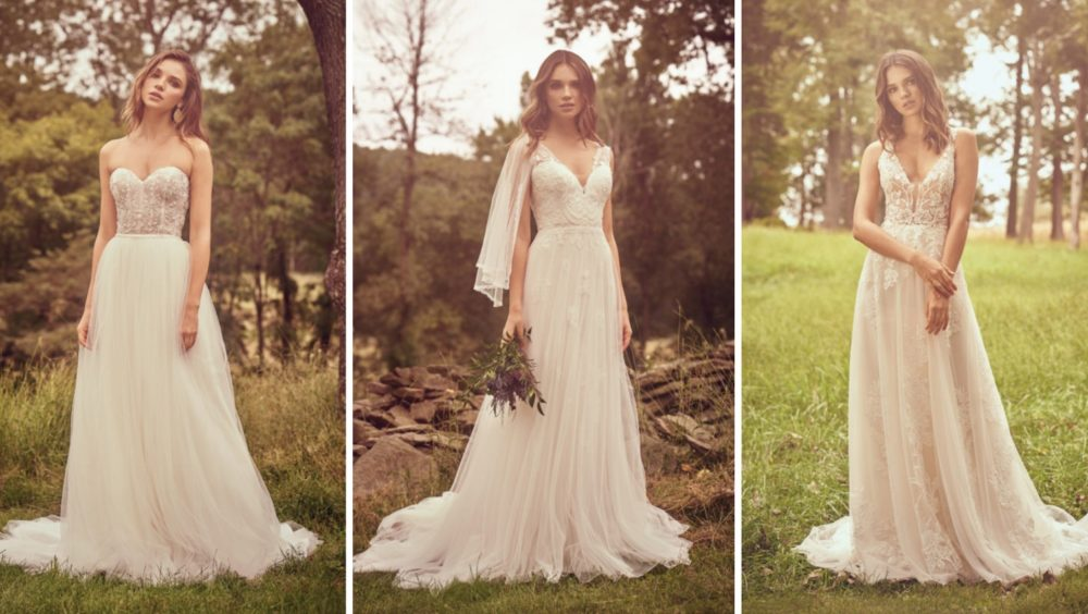 e2b4d975d8d9 Whimsical Romanticism By Lillian West. 13th May 2019 Inspiration / The Bride  / Wedding Dresses. Boho-chic ...