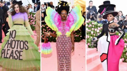 Camp: Notes on Fashion - Looks From The 2019 Met Gala