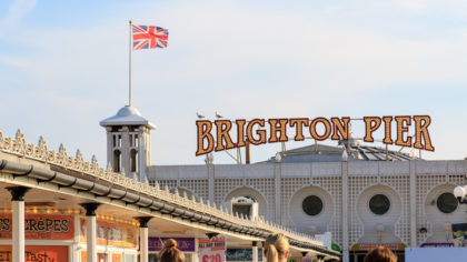 Top ten things to do in Brighton on your hen weekend