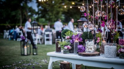 Tips to Beat Seasonal Allergies at Summer Weddings