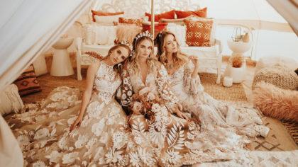 12 Unique Bridal Crowns For Today's Romantic Bride