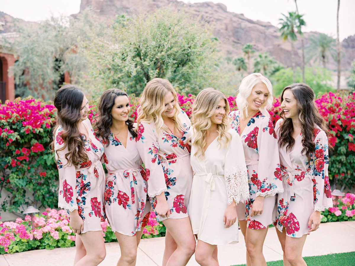 Must-have Photos With Your Bridesmaids