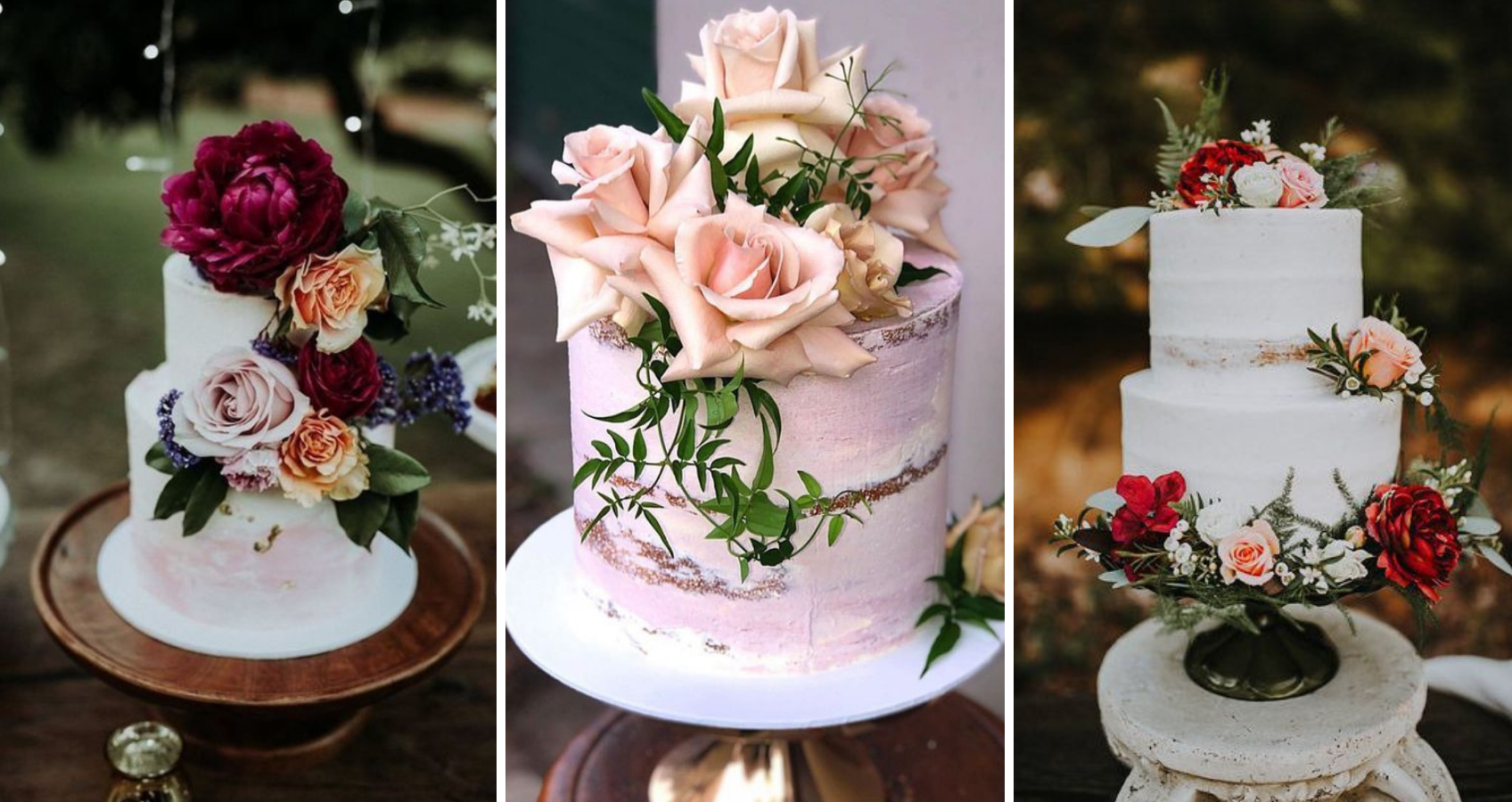 Floral Cakes Never Go Out Of Style...