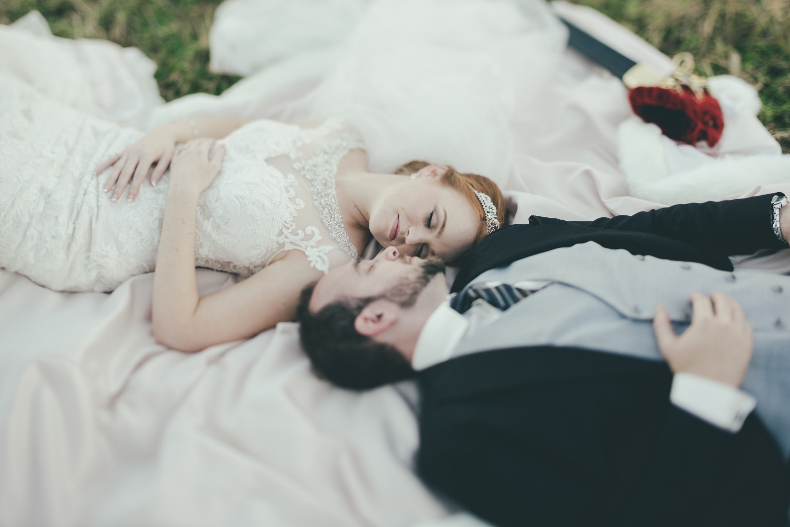 Katie + Ezra: A Royal Affair