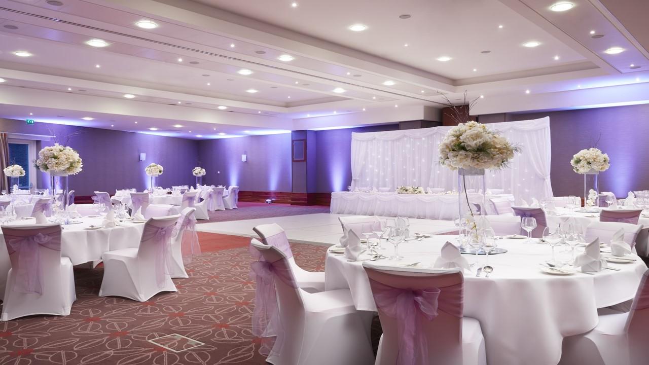 Wedding Emergency: The Radisson Blu Hotel Durham Pulls Off A Wedding In Just FIVE DAYS