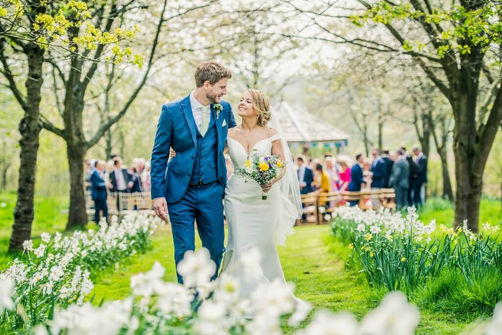 Great Ideas for a Modern Farm Wedding