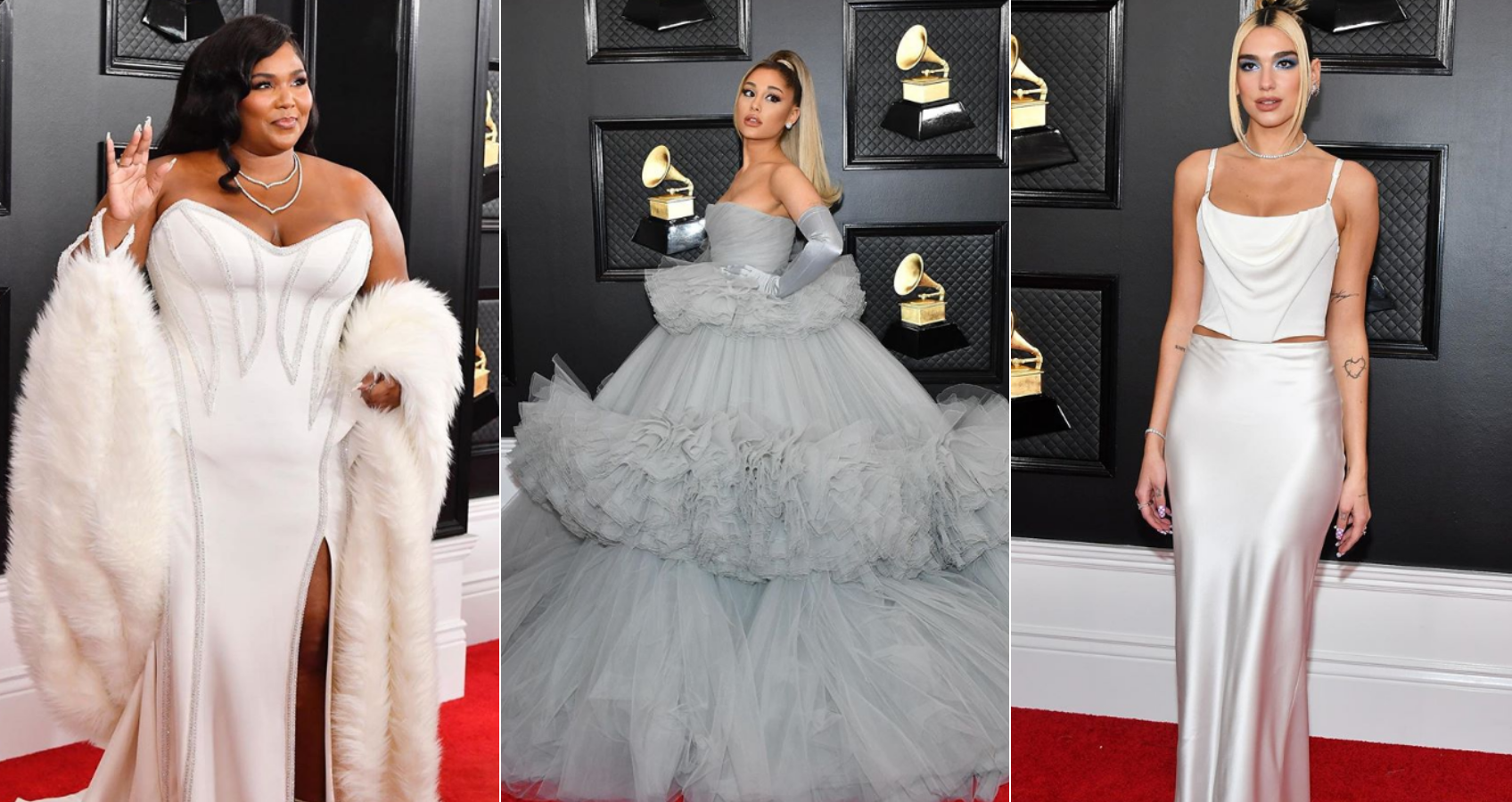 Muted Tones At The 2020 Grammy Awards