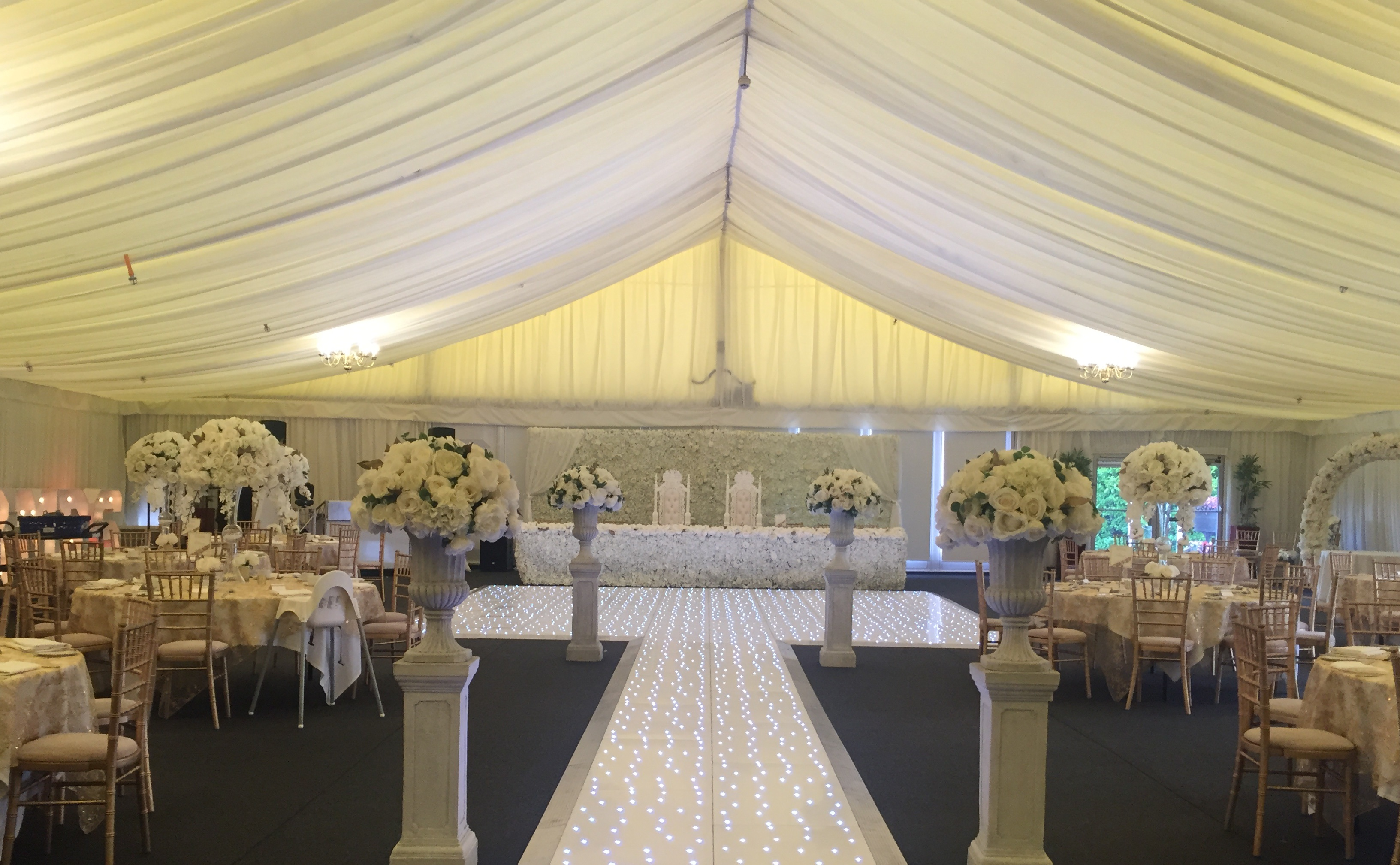 Marquee inside (3)