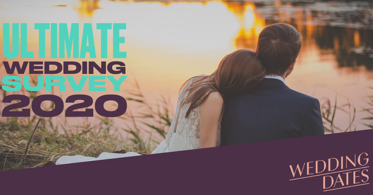 Is Your Wedding On Trend? Find Out With Our 2020 Ultimate Wedding Survey