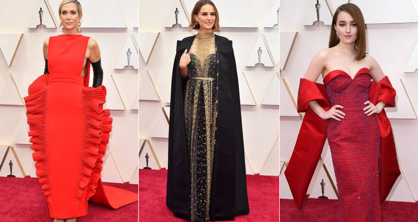 Bold Statements On The Oscars 2020 Red Carpet