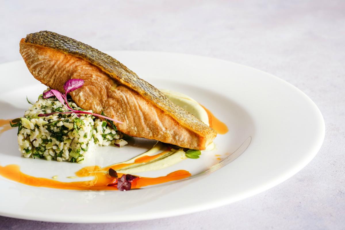 Dine on Fresh Seafood