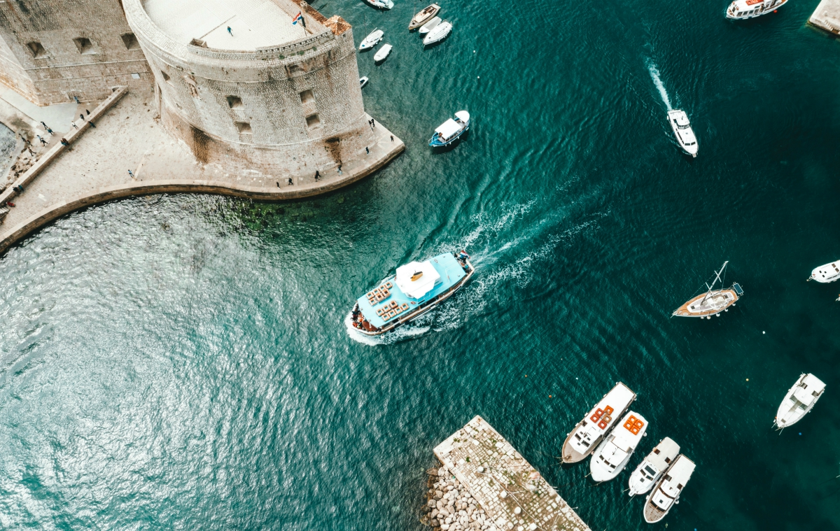 Live Like Royalty While You Cruise the Adriatic Sea