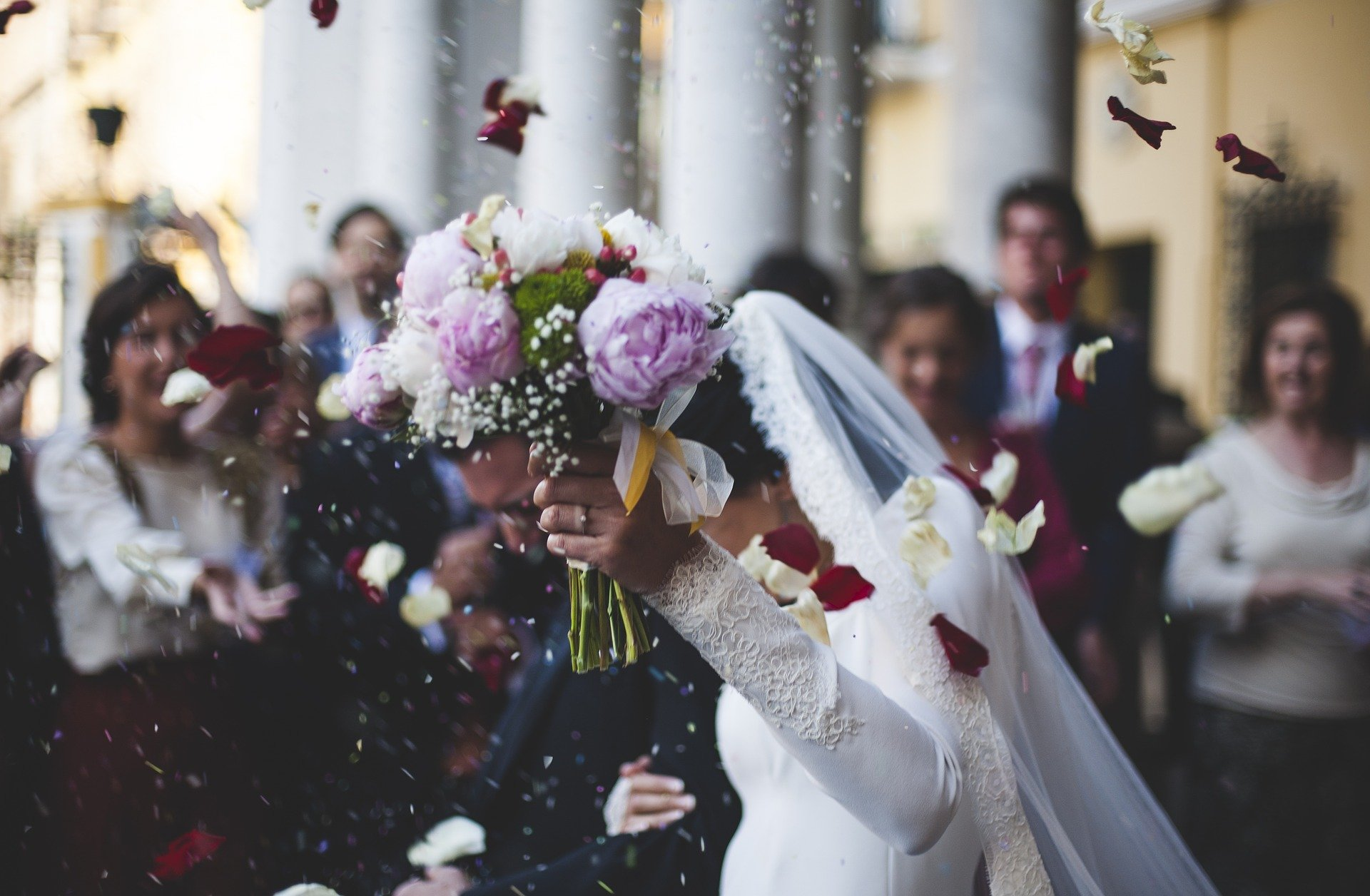 Over-the-Top Wedding Ideas To Try For Your Big Day