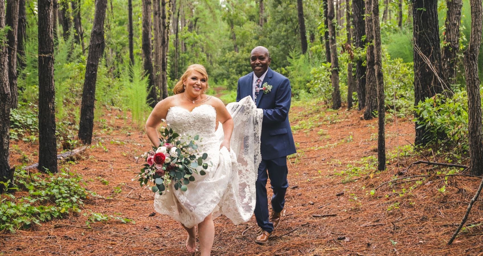 Time to Take Things Outside! Outdoor Wedding Inspiration