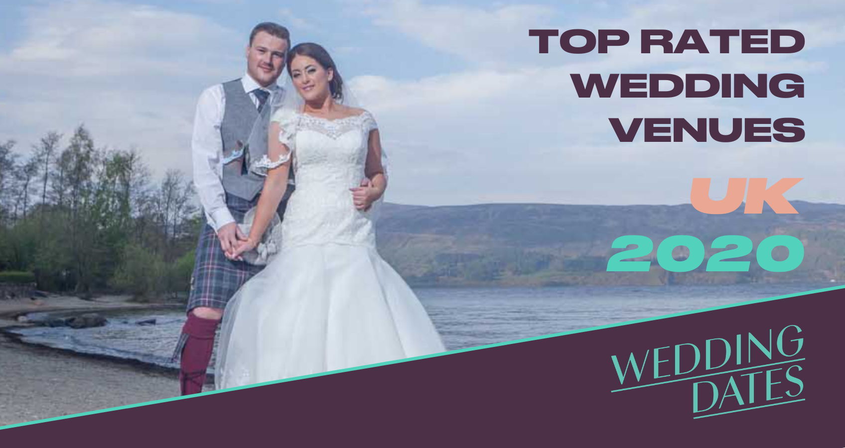 WeddingDates UK Awards Top Rated Wedding Venues